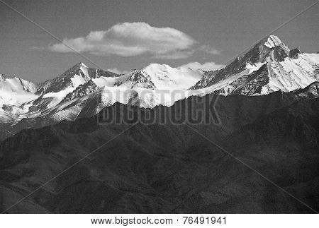 Himalayas, Ladakh, India