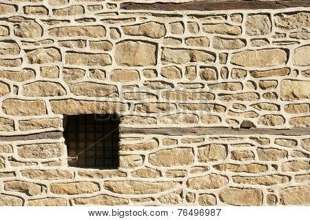 stone wall - 18