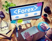 foto of bartering  - Forex Exchange Trade Change Barter Concepts - JPG