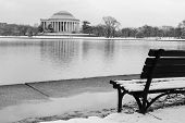 pic of thomas jefferson memorial  - Washington DC  - JPG