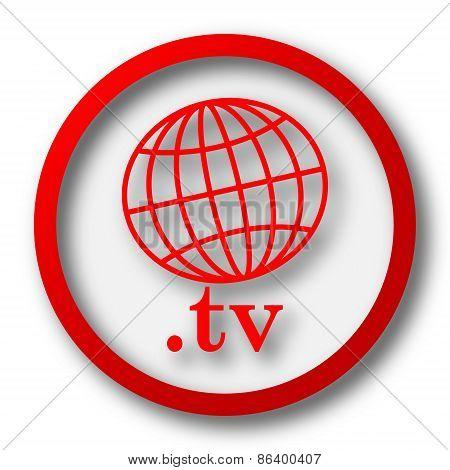 .tv Icon