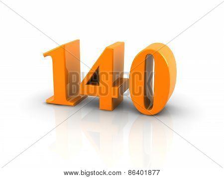 Number 140