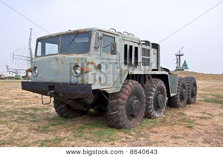 heavy rocket truck all-terrain