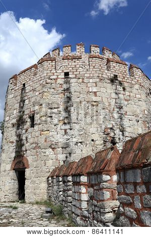 Fragment Of Tower Of Yedikule Fortress