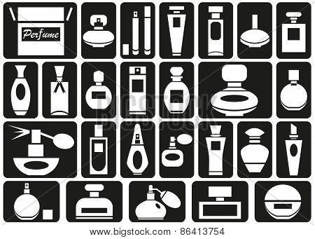 Perfumery Icons