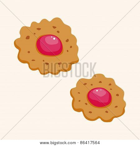Cookie Theme Elements