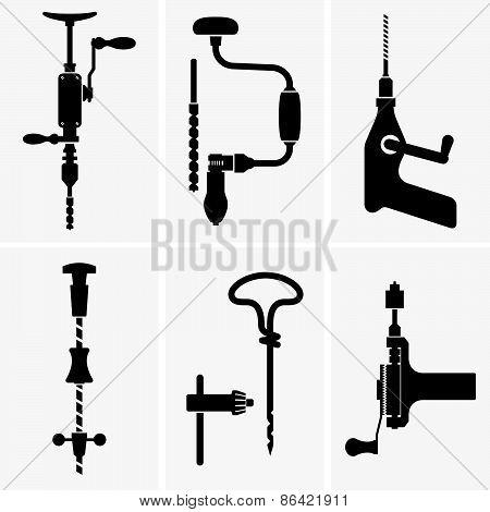 Hand drills