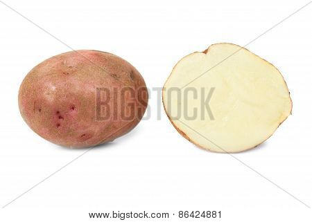 Potato And Potato's Half