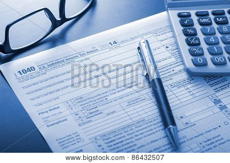 Individiual Income Tax Return
