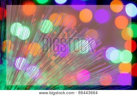 blurred light for background and wallpaper