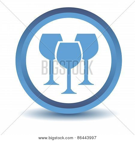 Blue Stemware icon