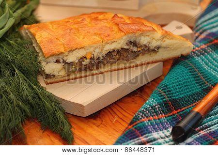 Piece Of Meat Pie