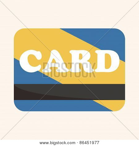 Credit Card Theme Elements