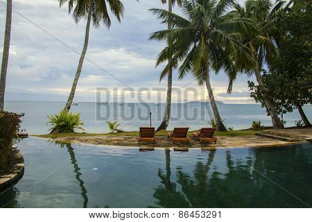 Fiji Poolside