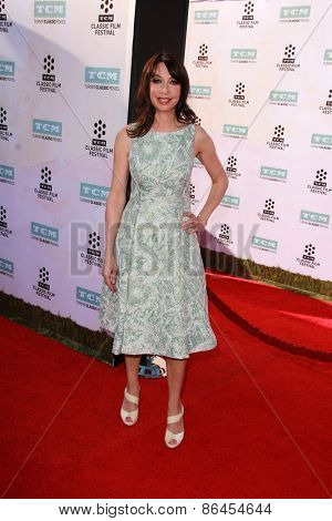 LOS ANGELES - MAR 26:  Illeana Douglas at the 50th Anniversary Screening Of
