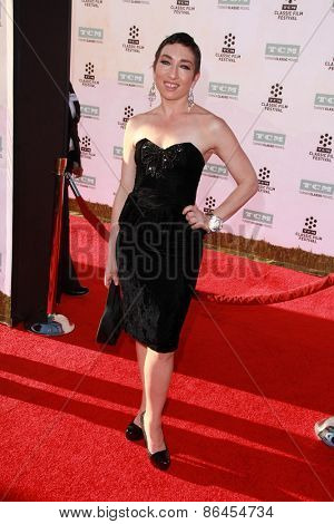 LOS ANGELES - MAR 26:  Naomi Grossman at the 50th Anniversary Screening Of