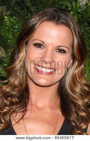 LOS ANGELES - MAR 26:  Melissa Clare Egan at the Young & Restless 42nd Anniversary Celebration at the CBS Television City on March 26, 2015 in Los Angeles, CA