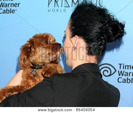 LOS ANGELES - MAR 26:  Butters, Katy Perry at the