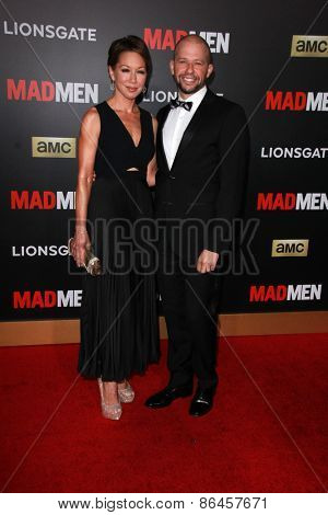 LOS ANGELES - MAR 25:  Jon Cryer at the Mad Men Black & Red Gala at the Dorthy Chandler Pavillion on March 25, 2015 in Los Angeles, CA