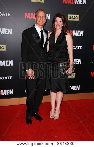 LOS ANGELES - MAR 25:  Patrick Fabian at the Mad Men Black & Red Gala at the Dorthy Chandler Pavillion on March 25, 2015 in Los Angeles, CA