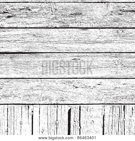 Overlay Rural Fence Texture