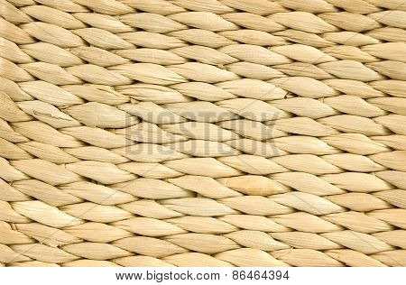 Slightly Angled Woven Background