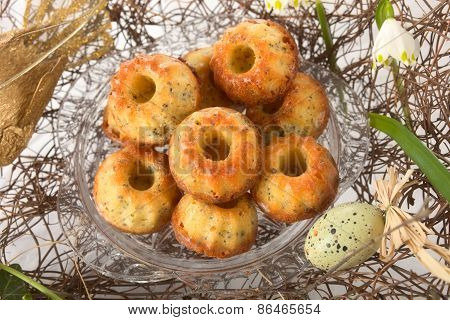 Small bundt cakes