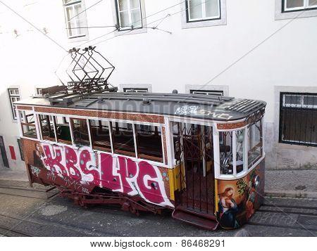 Lisbon's trains