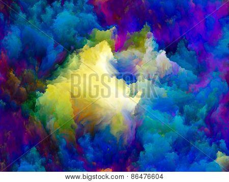Propagation Of Color