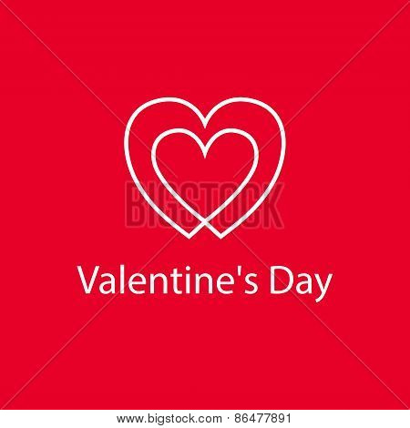 Valentines Day. You are in my heart