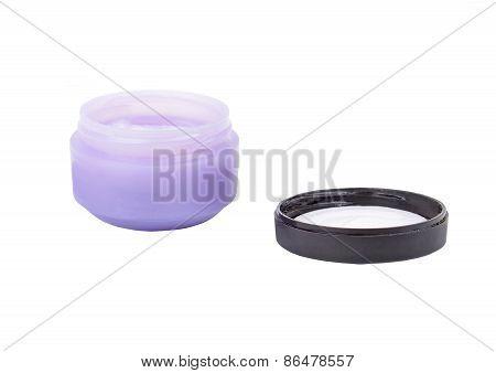 Cream can