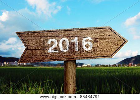 2016 Roadsign