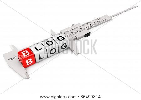 Caliper Measure Blog Cubes