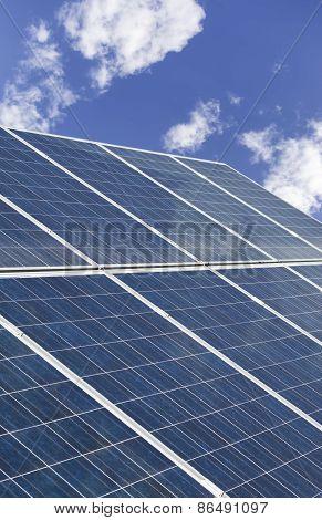 Photovoltaic Sun Panels