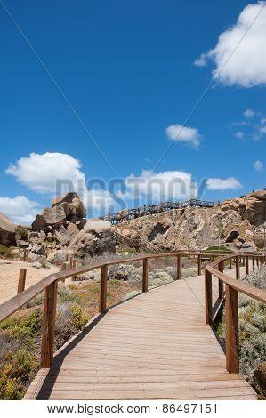 Granite Island Walkway