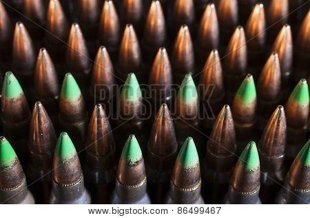 Steel Bullets