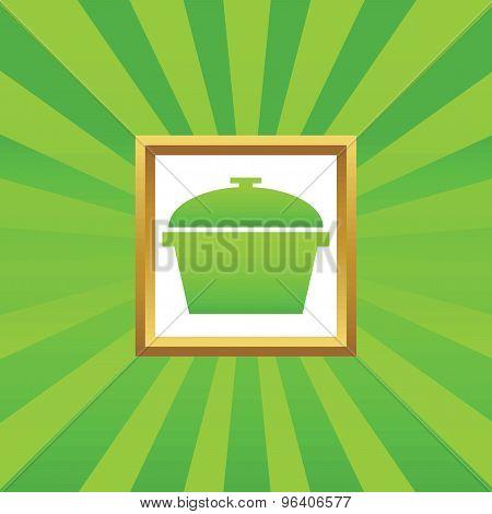 Pot picture icon