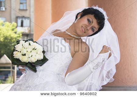 One Happy Bride
