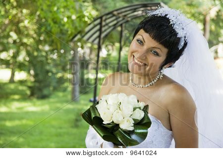 One Happy Bride