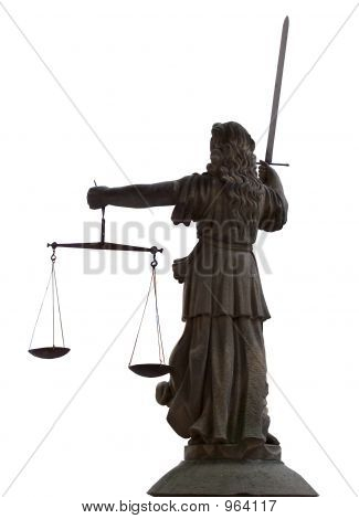 Justitia - From The Rear