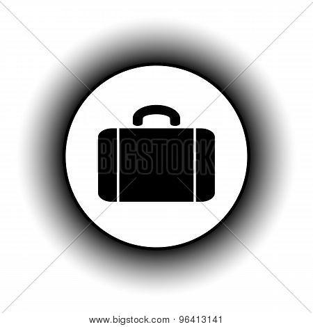 Portfolio Symbol Button.