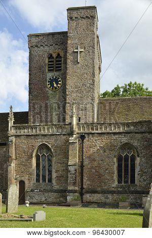 Magor Church