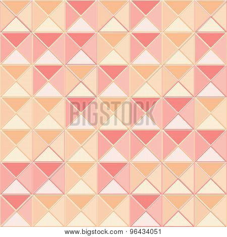 Abstract orange and red background