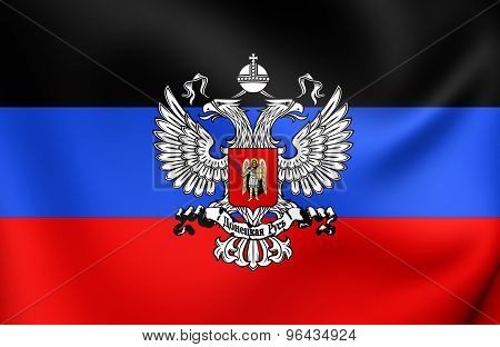 Flag Of Donetsk People's Republic