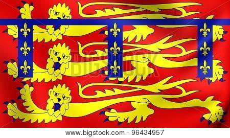 Duchy Of Lancaster Standard