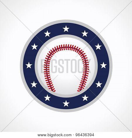 baseball emblem logo