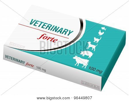 Veterinary Medicine Drug Pills Pets