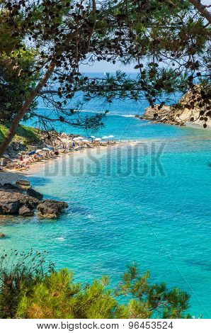 Turkopodaro Beach, Kefalonia Islands , Greece
