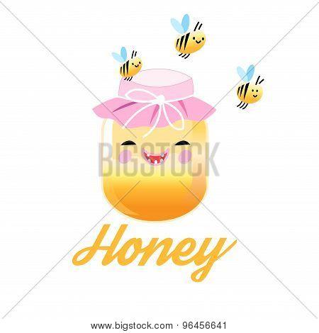 Merry Bank Honey