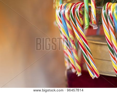 Candy Canes Christmas Market